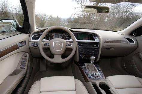 Audi A4 Interior 2013 by Top Gear 2013 Audi A4 Allroad Quattro