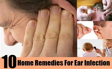 10 home remedies for ear infection