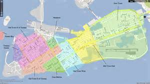 key west florida map neighborhoods island homes key west real estate key