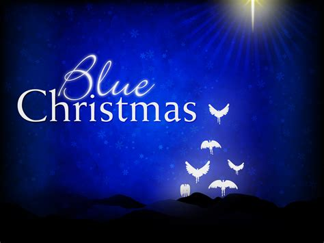 blue christmas service clip art blue here s the thing