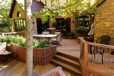 Patio Decks Images by Raleigh Multi Level Decking More Than Just A Beautiful