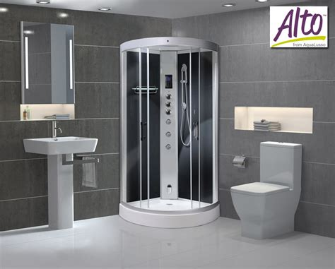 Steam Shower Plumbing by Aqualusso Alto 80 800 X 800mm Quadrant Steam Shower
