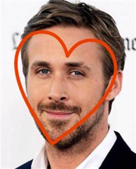 heart shape man scaping the ten most common face shapes for men bullshitist