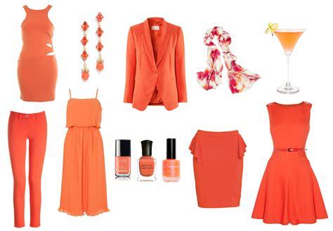 tangerine color what s trending tangerine secrets of a