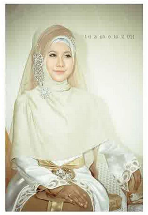 tutorial hijab syar i untuk akad nikah contoh foto hijab modern untuk akad nikah terbaik