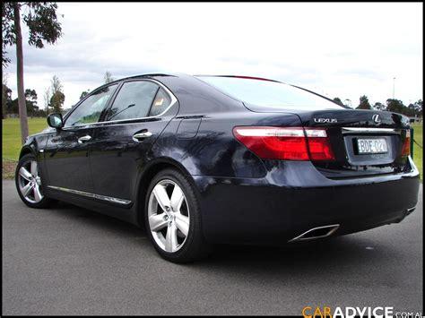 lexus car 2008 2008 lexus ls460 review caradvice
