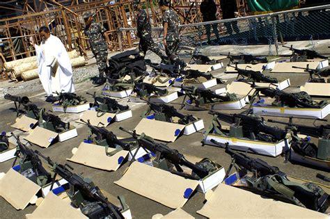 come avere il porto d armi filippine vescovi filippini contro il porto d armi di