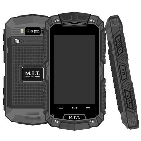 mtt mobile tout terrain m t t smart robust mobile smartphone mobile tout