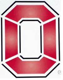 Ohio State Block O Outline by Best Photos Of Block O Template Block Letter Stencils