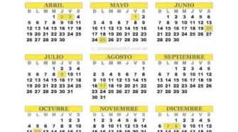 Calendario 2018 Ministerio Interior Calendario Feriados Argentina 2015 Para Imprimir