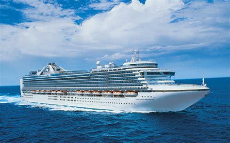 Emerald Princess Cruise Ship, 2017 and 2018 Emerald