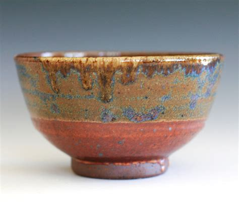 Handmade Pottery Bowl - tea bowl chawan handmade ceramic tea bowl handmade pottery