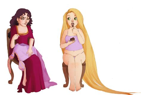thick tangle of pubic hair woman rapunzel ah by yummy tummy on deviantart