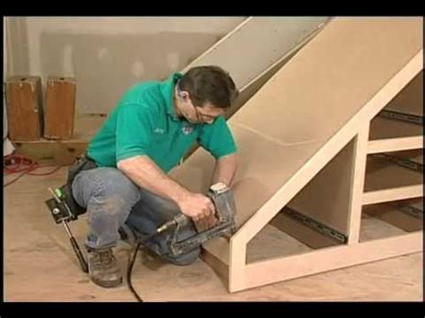 Kitchen Cabinet Pull Out Drawers by Building Storage Spaces Part 1 How To Build Storage Space