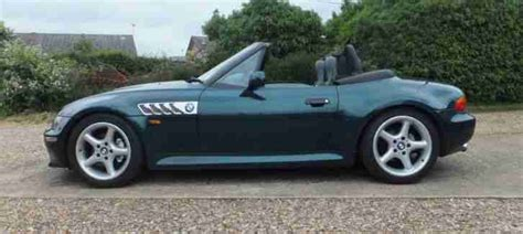 green bmw for sale bmw 1997 z3 green car for sale