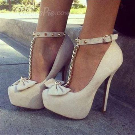 Pretty Heels For Summer by Shoes Shoespie Heels Jewelry Boho Bohemian Grunge