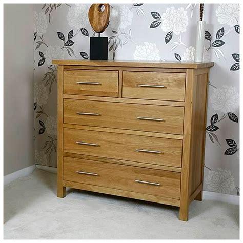 mobel bedroom furniture solid oak chest of drawers 2 3 light oak bedroom