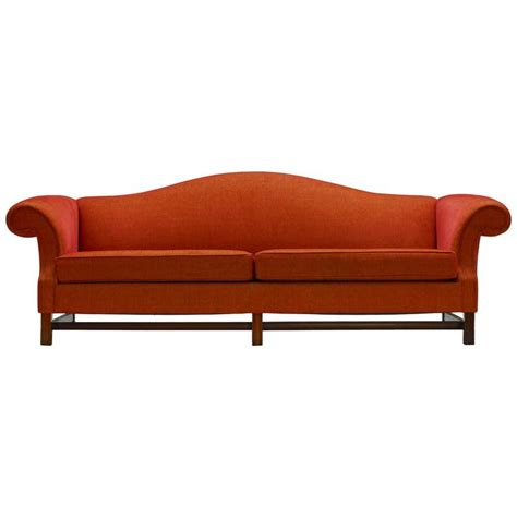 leather camelback sofa leather camelback sofa thesofa