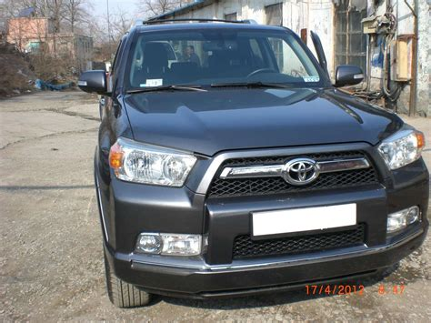 Toyota Four Runner 2010 For Sale Used 2010 Toyota 4runner Photos 4000cc Gasoline