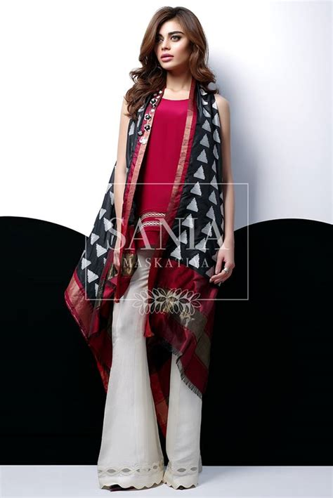 Sania Dress By by Wear Luxury Pret By Sania Maskatiya Stylo Planet