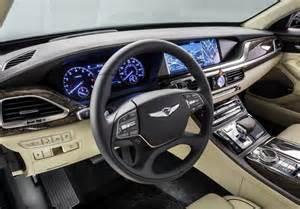 Hyundai Genesis Sedan Interior 2017 Hyundai Genesis G90 Coupe Engine Interior 2017
