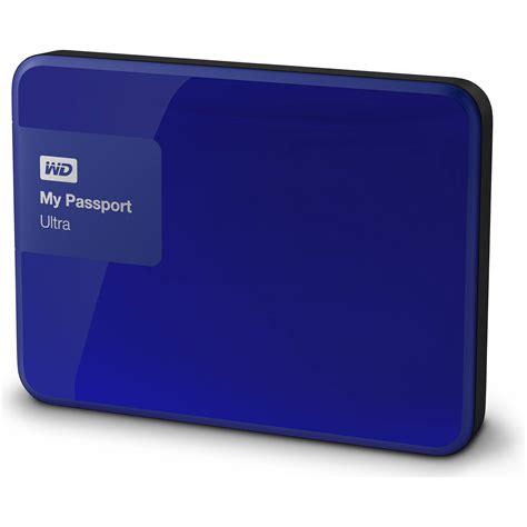 Harddisk Wd 500gb My Passport Ultra wd 500gb my passport ultra usb 3 0 secure wdbwwm5000abl nesn b h