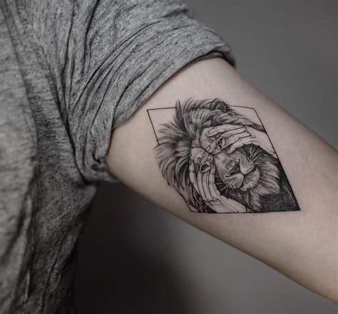 best lion tattoos tattoos best design ideas 2018