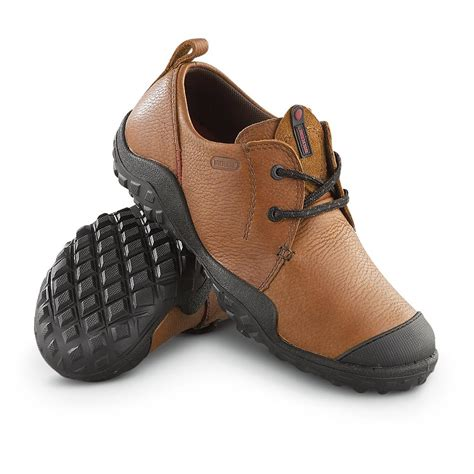 s wolverine 174 ion mx casual shoes brown 195530