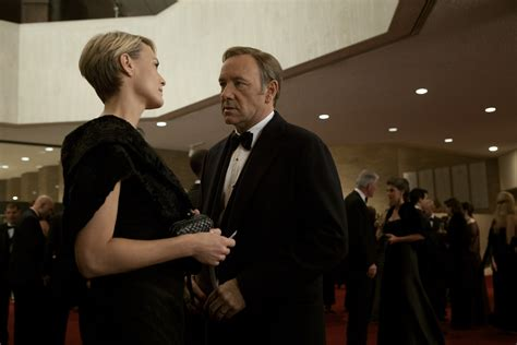 Robin Wright House Of Cards by Kevin Spacey And Beau Willimon Talk House Of Cards Season