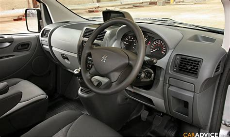 peugeot partner 2008 interior 2008 peugeot partner and expert lcvs first steer caradvice