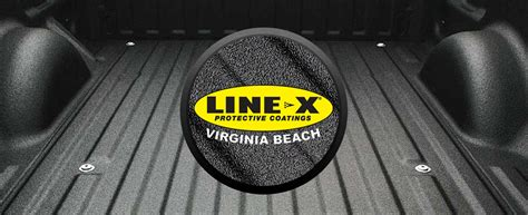 spray on bed liners line x products line x of virginia beach spray on