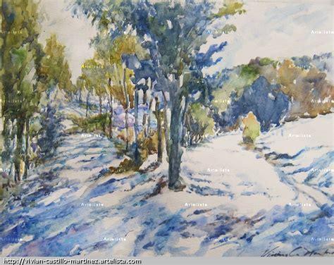 imagenes de jardines nevados paisaje nevado en penyagolosa vivian castillo monfort