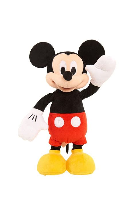 mickey mouse diggity disney mickey mouse clubhouse diggity mickey plush toys quot r quot us