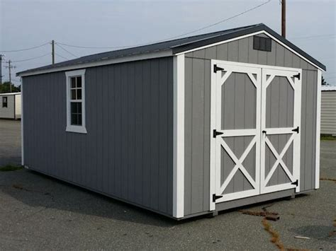 Storage Sheds Nc by Wooden Buildings Hometown Sheds Lincolnton Carolina
