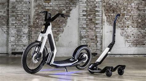 elektrikli scooter trendine volkswagen de katiliyor log