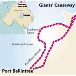 Walk of the week portballintrae to the giant s causeway