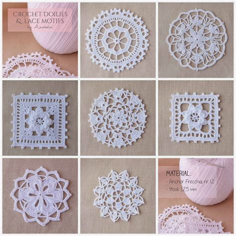 Anabelia Craft Design Crochet Doilies And Lace Motifs anabelia craft design crochet doilies and lace motifs