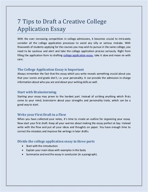 College Admission Essay Writing Service by Help On College Application Essays