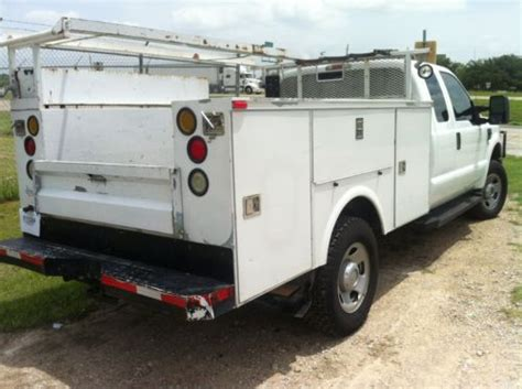 used utility beds purchase used 2008 f350 utility bed in red oak texas