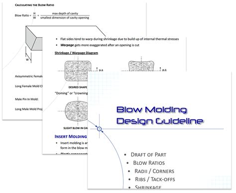 design guidelines for the control of blowing and drifting snow blow molding design guide gemini group inc