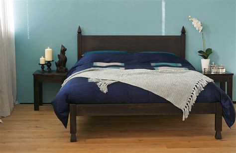 india inspired bedding samarkand indian style wooden bed natural bed