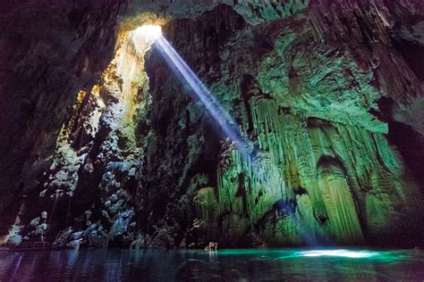 Cave Lighting by Cavern Light Wildroad Photography