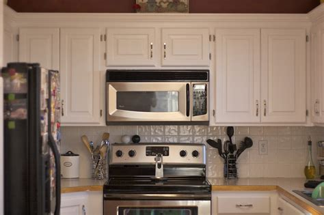 Kitchen Cabinet White Paint | kitchen renovation painting cabinets white brady lou