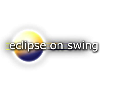 eclipse swing welcome to eclipse on swing