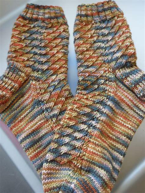 Einfache Sockenmuster Rechts Links by 1000 Ideen Zu Socken Stricken Muster Auf