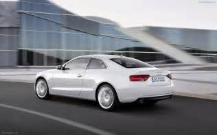 Audi A5 Coupe 2013 Audi A5 2013 Widescreen Car Wallpapers 02 Of 32