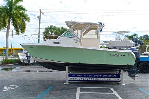 sailfish walkaround boats for sale used 2005 sailfish 218 walkaround boat for sale in west