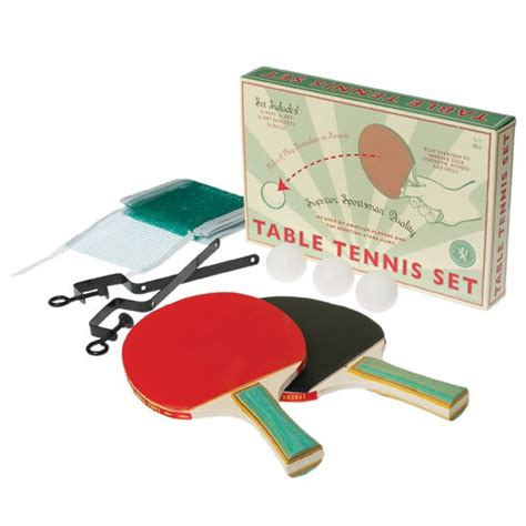 table tennis set from dotcomgiftshop secret santa gifts