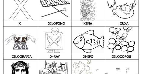 Imagenes Y Palabras Con X | sandra y el mundo ortograf 237 a uso de la x