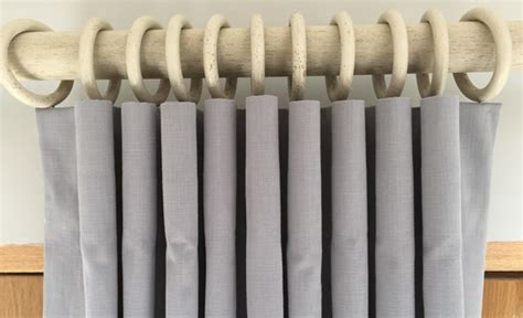 cartridge pleat curtains tutorial how to make hand cartridge pleated lined curtains